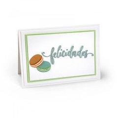 Felicidades Card #2