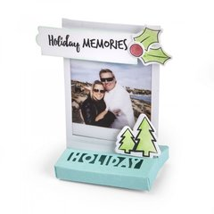 Holiday Memories Photo Stand