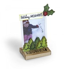 Holiday Memories Photo Stand #2