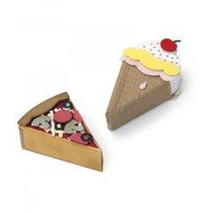 Pizza and Ice Cream Cone Boxes