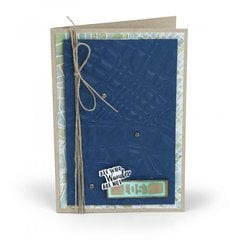 All Who Wander Map Card