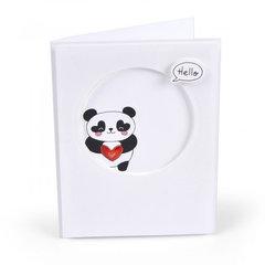 Hello Panda Card