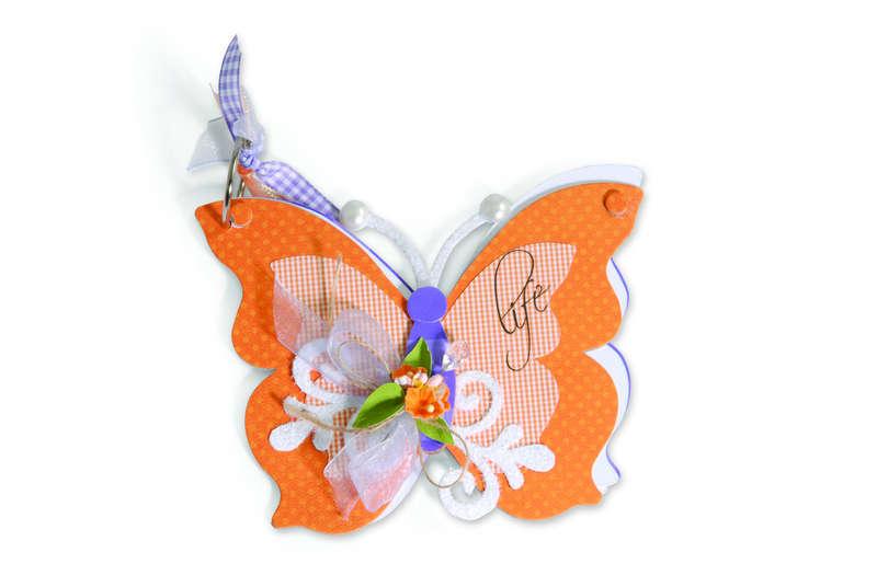 Butterfly Mini Book
