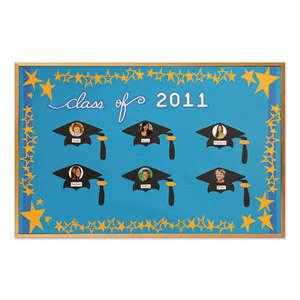 Graduation Bulletin Board