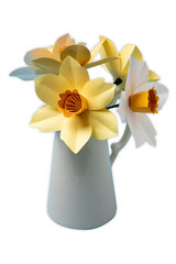 Bigz L Die- Daffodil by Olivia Rose