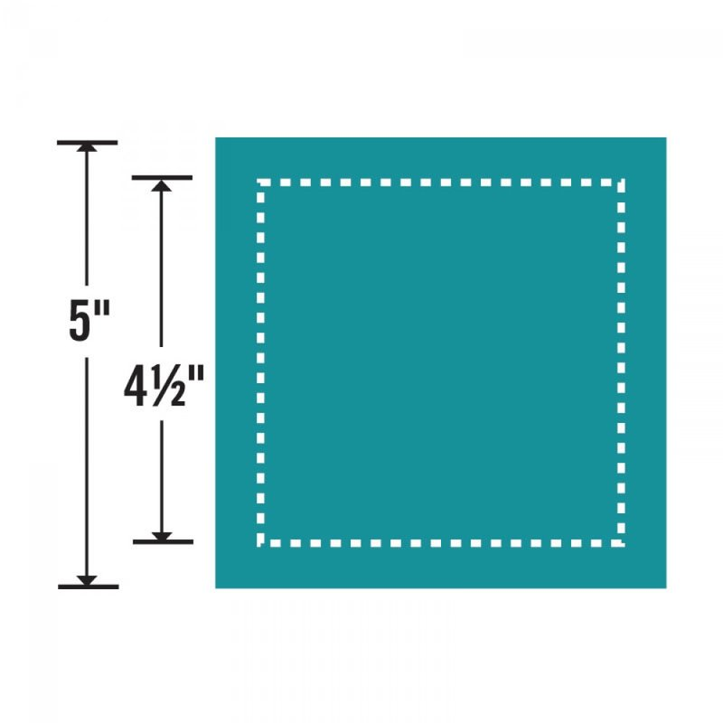 Sizzix Finished Square Quilting Die