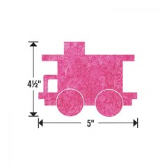 Sizzix Train Caboose Quilting Die