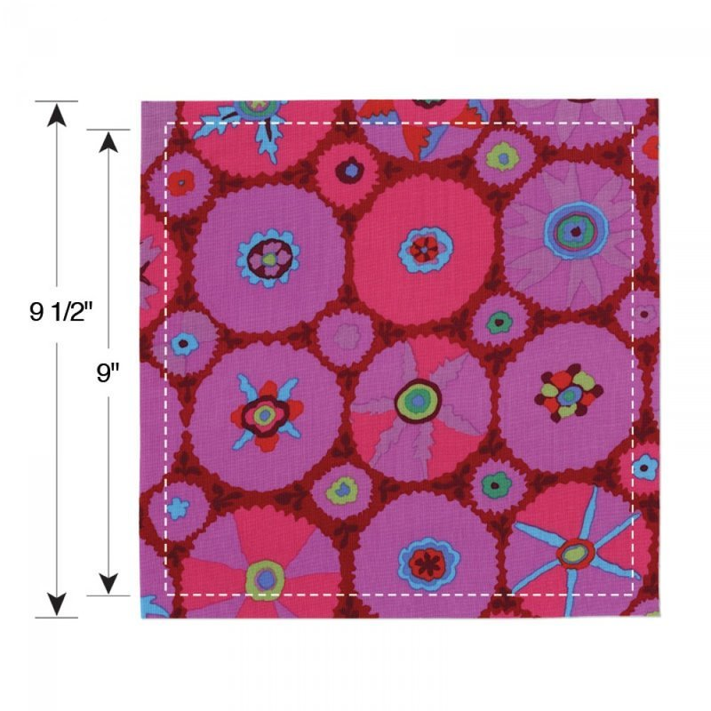 Sizzix 9 inch finished Square Quilting Die