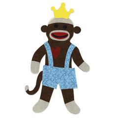 Sock Monkey King