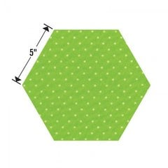 Sizzix Hexagon Quilting Die