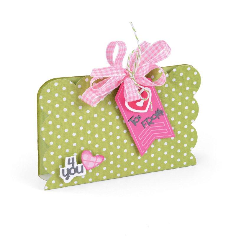 4You Scallop Card