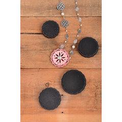 Sizzix Jewelry Making Die - Flower Concho