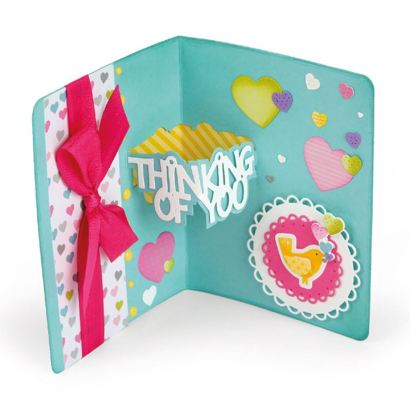 Thinking of You 3-D Card #2