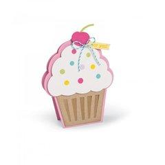 Cupcake Fold Its Card