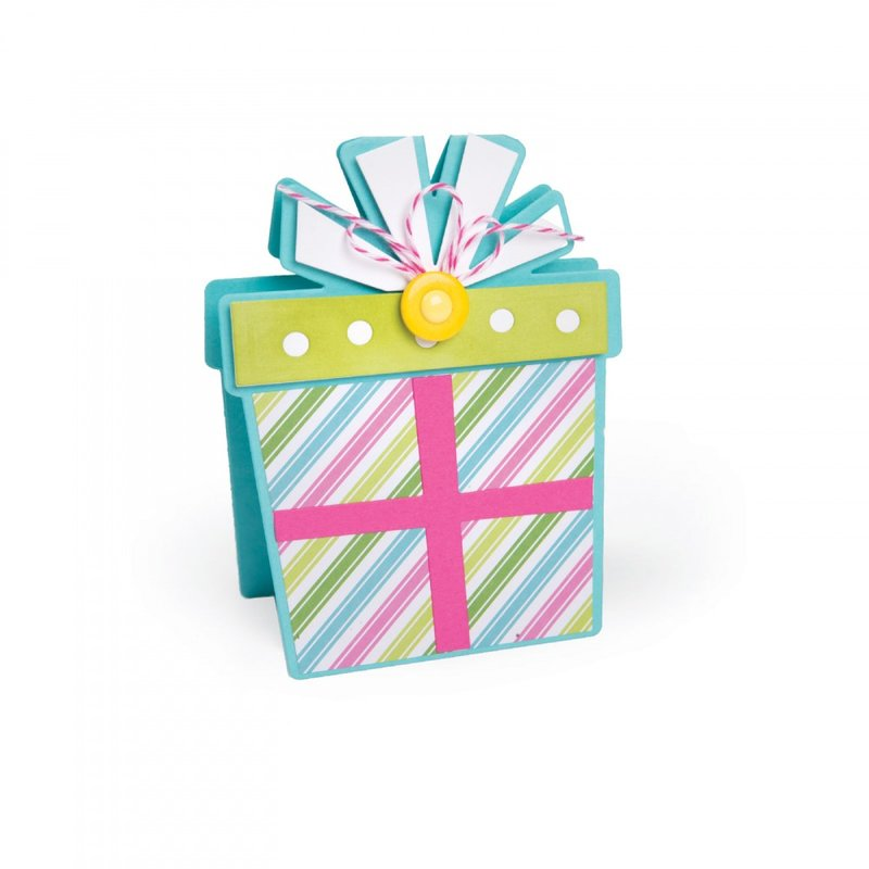 Stephanie Barnard Gift Fold-Its Card