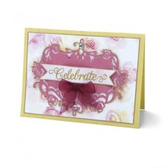 David Tutera Inspired Wedding Card