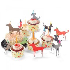Doggone Good Cake Toppers