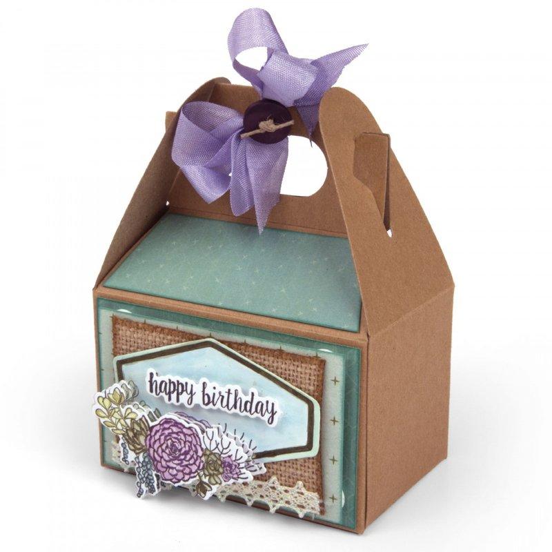 Succulents Birthday Box