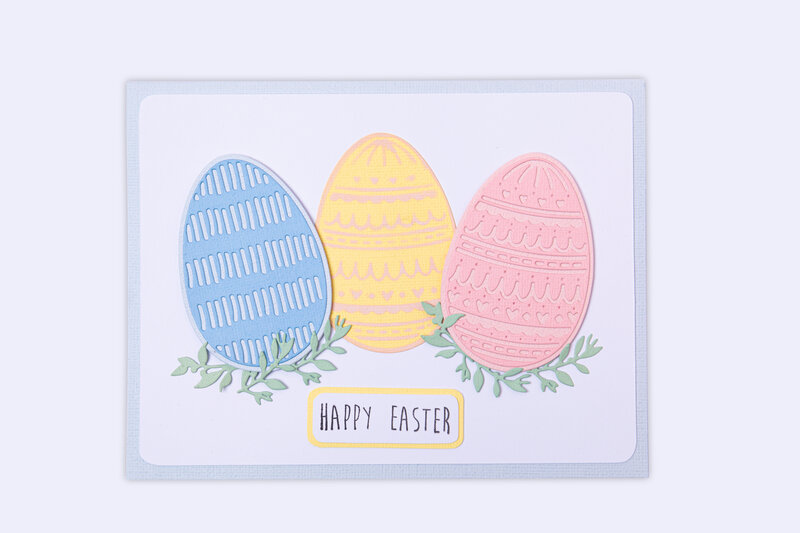 Decorate Eggs