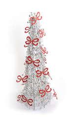 Christmas Tree - Bow decorated - Deena Ziegler