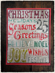 Tim Holtz 2011 12 Tags of Christmas - Tag 6 alternate Project
