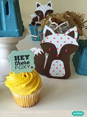 It's a Woodland Animals Party featuring Sizzix dies from Lori Whitlock