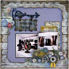 A Store from the Past by Jan Hobbins for Sizzix