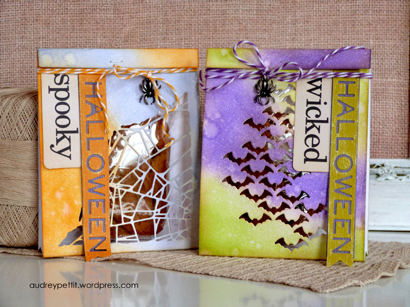 These Wickedly Spooky Halloween Treat Bags Are Too Sweet!