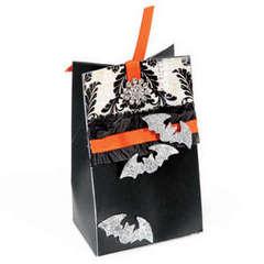 Bats Gift Bag by Cara Mariano