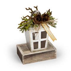 Tim Holtz Lantern Box Home Decor