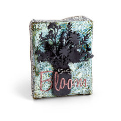 Bloom Mini Canvas by Wendy Cuskey for Sizzix