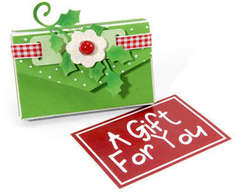 A Gift for you Card & Envelope by Debi Adams