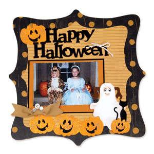 Happy Halloween by Deena Ziegler