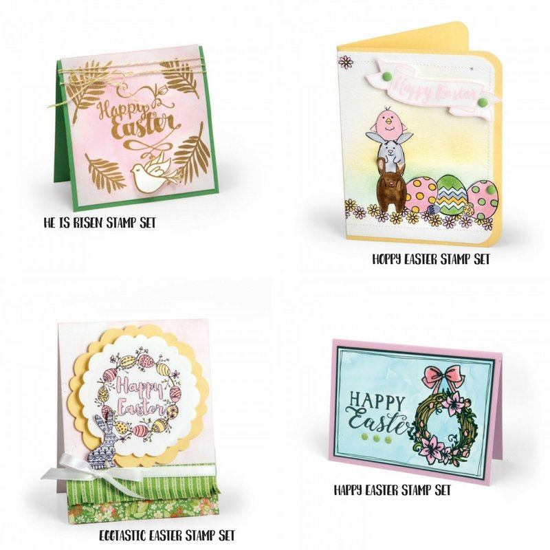 What will you make with the new Sizzix Clear Stamps?