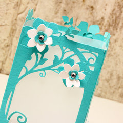 David Tutera Table Decor by Tami Mayberry for Sizzix