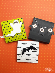 These Halloween Candy Holders Are Perfect For a Classroom Party!
