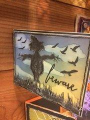 Beware Scarecrow