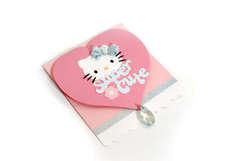 Super Cute Hello Kitty Card