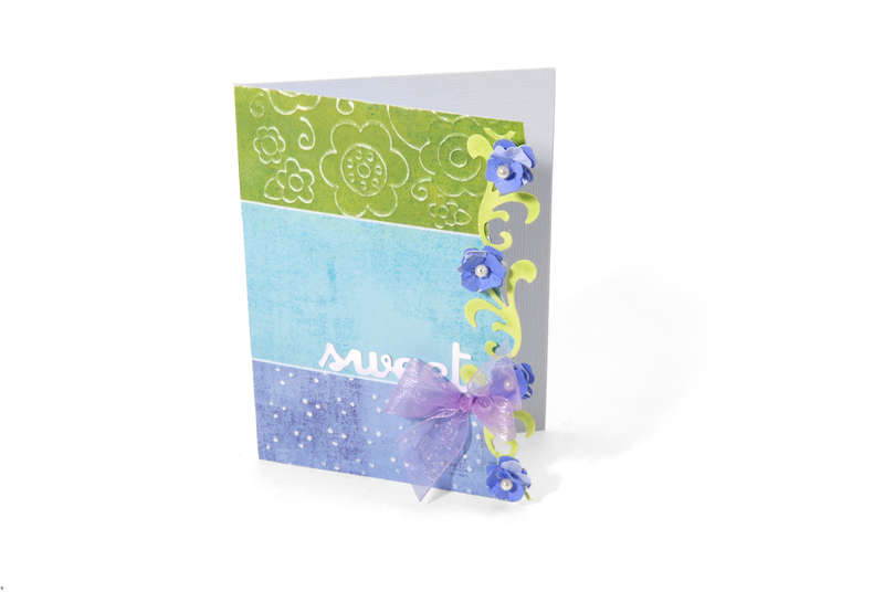 Sweet floral Card