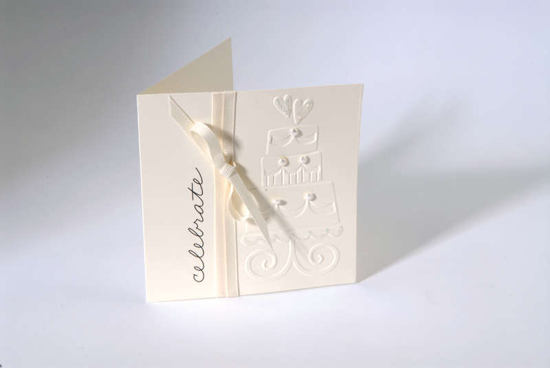 Celebrate Wedding Card