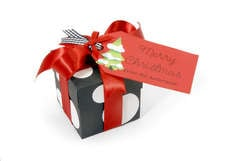 Gift Box with TG