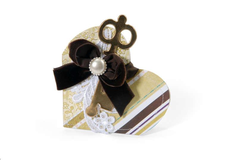 Key to My Heart Gift Box