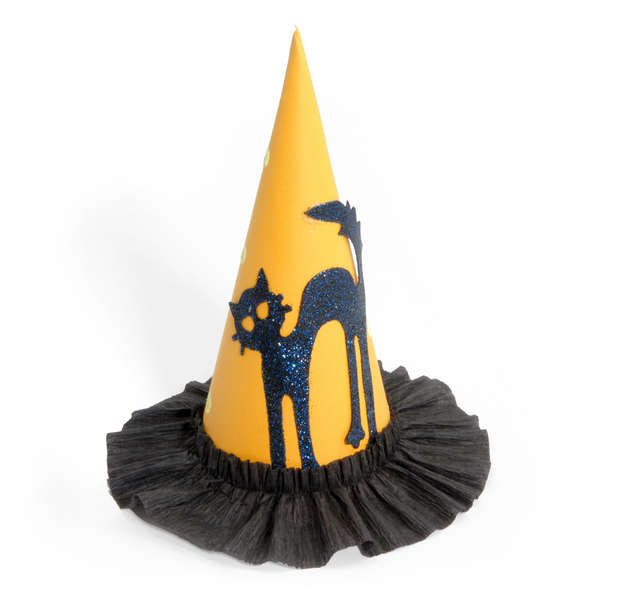 Fun Halloween hat or party decor