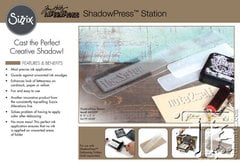 Have You Seen the New ShadowPress Station from Tim Holtz for Sizzix?