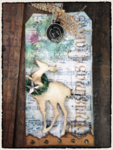 Tim Holtz 2011 12 Tags of Christmas - Tag 2