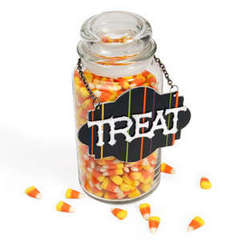 Treat Candy Jar by Beth Reames