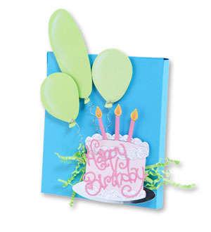 Birthday Favor Box