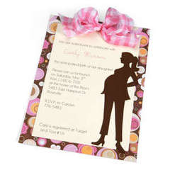 Baby Shower Invitation by Debi Adams