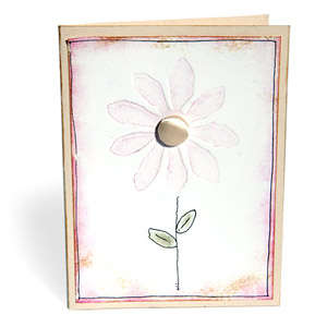 Flower Card by Beth Reames