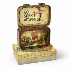Go Seek Adventure Shadow Box